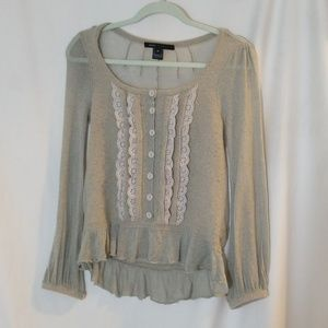 Marc Jacobs Cotton, Wool, Cashmere Blend Sweater